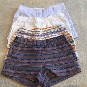 Woman's J.Crew Factory Shorts